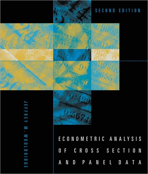 Econometric Analysis of Cross Section and Panel Data Wooldridge