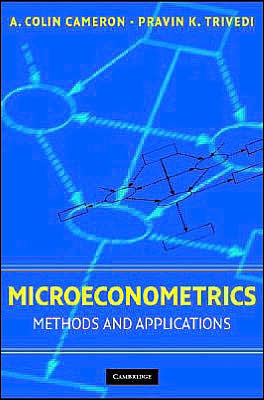 Microeconometrics Methods and Applications Cameron and Trivedi